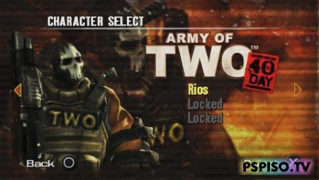 Army of Two The 40th Day[ENG][DEMO]