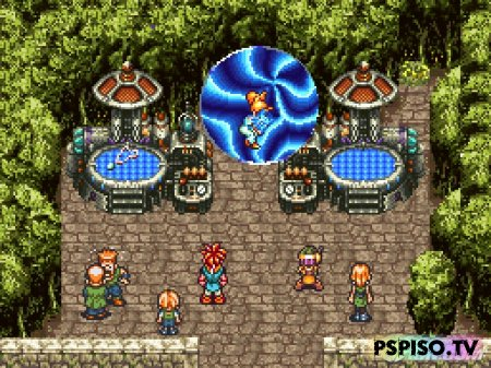 Скачать игры Chrono Trigger и  Chrono Cross [RUS-RGR Team] [PSX]