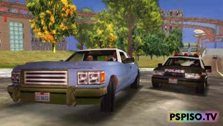 Grand Theft Auto: Liberty City Stories (RUS) (RIP)