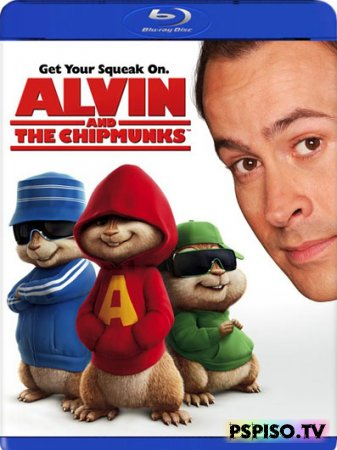 ����� � ��������� / Alvin and the Chipmunks [BDRip]