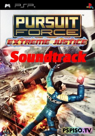 Pursuit Force Extreme Justice Soundtrack / Саундтрек