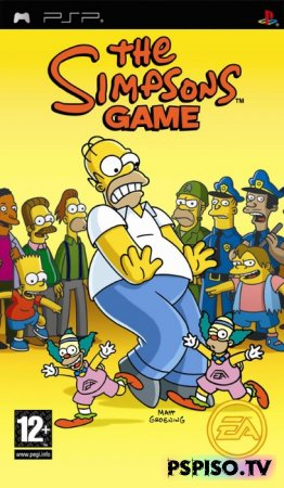Видео-обзор The Simpsons game
