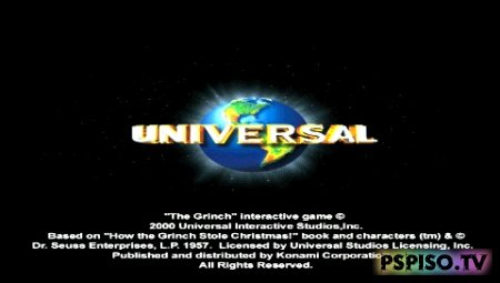 The Grinch PSX ENG - �������� ���, ����� ��������� ��� psp, sony psp �����,  psp.