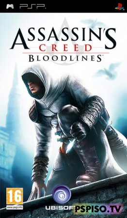 ����� ����� Assassin's Creed: Bloodlines (by Artamonov92) - ������� �������� ��� psp m33, psp ���� ������� ��� �����������, psp ����, ����� psp.