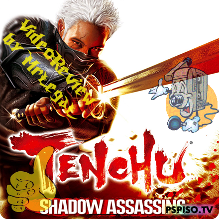 Видео-обзор Tenchu: Shadow Assassins (by Mrlegal) - фильмы на psp, скачать psp, прошивка psp, игры для psp скачать.