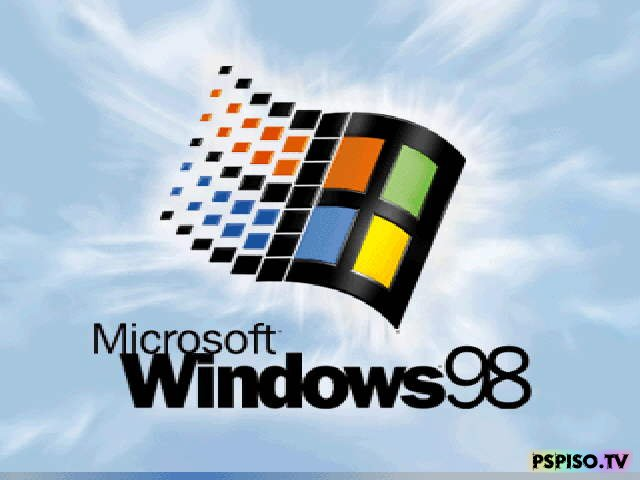 WINDOWS 98 ��� PSP