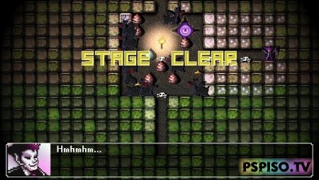 Holy Invasion of Privacy Badman! 2 DEMO ENG - игры для psp, psp,  psp 3008, psp 3008.