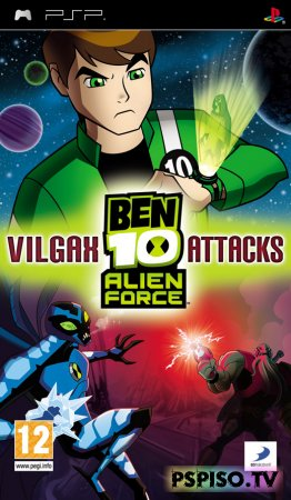BEN 10: ALIEN FORCE - Vilgax Attacks - EUR