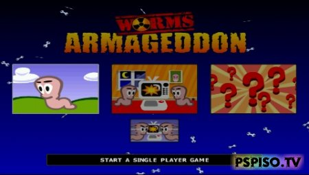 Worms Armageddon [PSX][ENG]