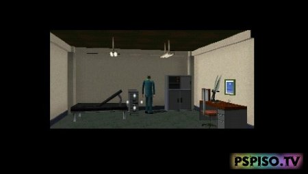 Clock Tower [PSX] [ENG]