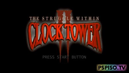 Clock Tower II [PSX] [ENG]
