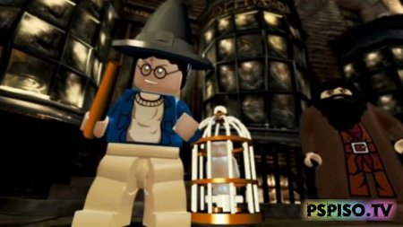 LEGO Harry Potter: Years 1-4 (релиз 23 марта)