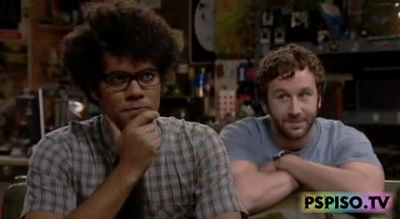 Компьютерщики: Сезон 3 / The IT Crowd Version 3.0 [2008] DVDRip