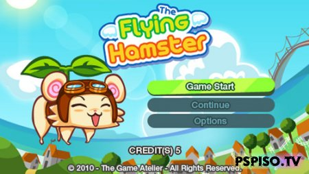 Flying Hamster (USA)