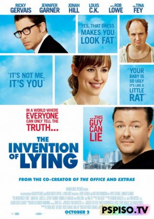 ����������� ��� / The Invention of Lying (2009) HDRip