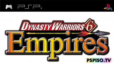 Dynasty Warriors 6: Empires - JPN