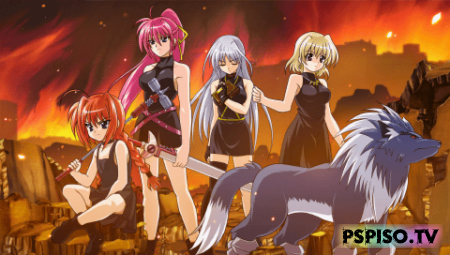 Mahou Shoujo Lyrical Nanoha A's Portable: The Battle of Aces - JPN - psp,  программы, скачать psp, скачать игры для psp.