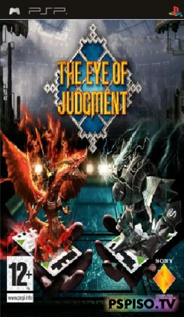 The Eye of Judgment - JPN (DEMO)