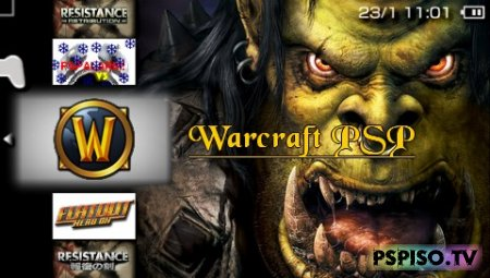 Warcraft PSP (Demo)