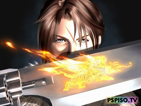 Final Fantasy VIII: ���� ������ �  ����������� PlayStation Store