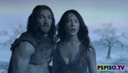 �������: ����� � ����� / Spartacus: Blood and Sand [HDTVRip] (2010)