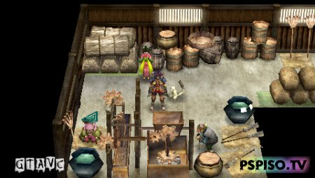 Fushigi no Dungeon Fuurai no Shiren 3 Portable - JPN