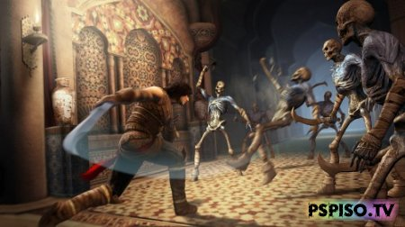 Игра: Prince of Persia: The Forgotten Sands & Фильм: Prince of Persia: The Sands of Time - В Мае 2010 - psp, скачать psp, прошивка psp,  темы для psp.