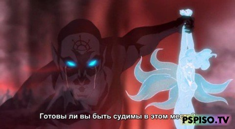 Ад Данте (Dante's Inferno: An Animated Epic) BDRip - прошивки для psp, psp gta, скачать psp, темы для psp.