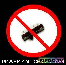 Power Switch Blocker - ���� �a psp, ���������, ������� psp, ������ �� psp.