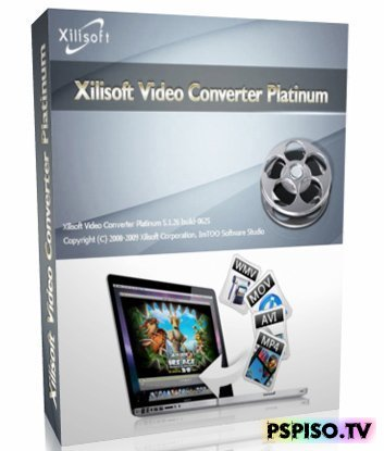Xilisoft Video Converter Ultimate 5.1.37.0226 Rus (2010)