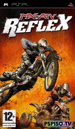 MX vs ATV Reflex - EUR