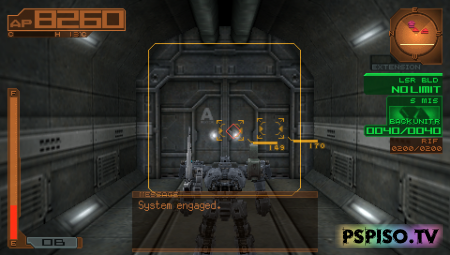 Armored Core: Silent Line Portable - USA - PSN