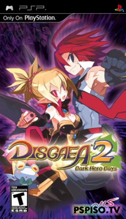 Disgaea 2: Dark Hero Days - EUR