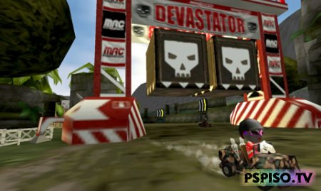 ModNation Racers [EUR] [DEMO]