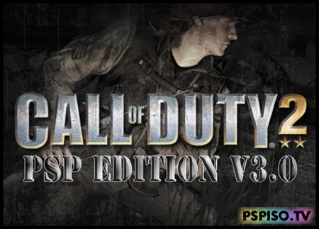 Call of Duty 2 [PSP Edition v3.0]