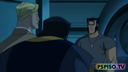 �������� � ���� ���. ������ �������� / Wolverine And The X-Men: Fate Of The Future (2009) DVDRip