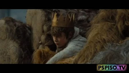���, ��� ������ ����� / Where the Wild Things Are (2009) DVDRip - ������� psp, ���� ��� psp �������, ������ �� psp, �������� psp.