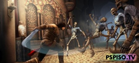 Prince of Persia: The Forgotten Sands - новые детали