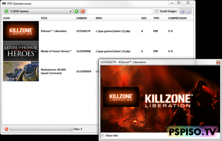 PSP-Gamebrowser v1.0.0.0