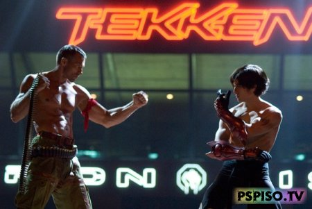 ����� ����� �� Tekken Movie - �������� ��� psp, psp ���������,  ����, ���� ��� psp �������.