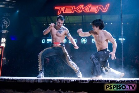 ����� ����� �� Tekken Movie - ��������, psp 3008,  ��� �����������,  �����.