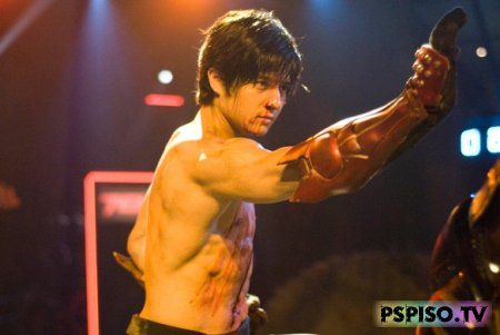 ����� ����� �� Tekken Movie - �������, ������� psp, psp 3008, ���� �a psp.
