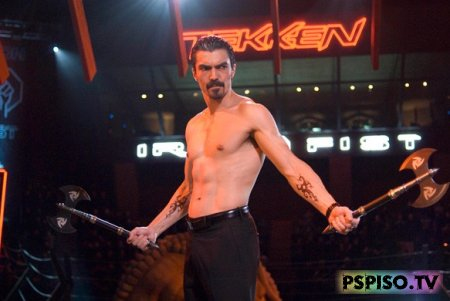 ����� ����� �� Tekken Movie - ����, psp gta, ����� ������,  ��� �����������.