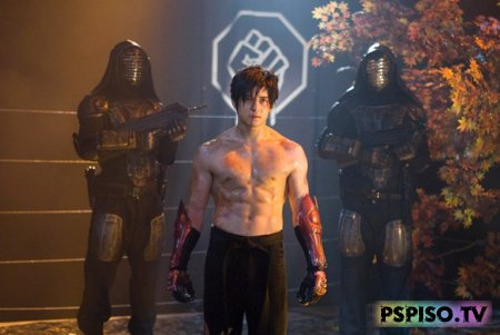 ����� ����� �� Tekken Movie - ����� ������,  �����,  �������, ������� psp.