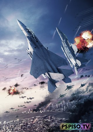 ����� ��������� � ������� Ace Combat: Joint Assault