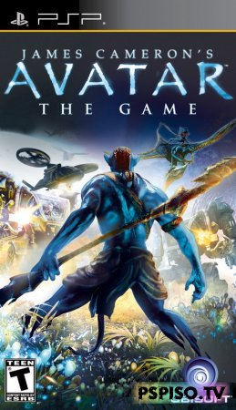 �����-����� ����  James Cameron's Avatar: The Game