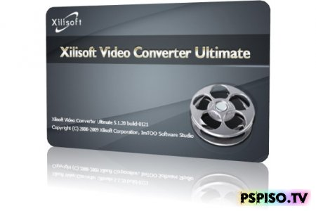 Xilisoft Video Converter (2009-2010) Portable - ������� psp,  ����,  ����, ����� ������.