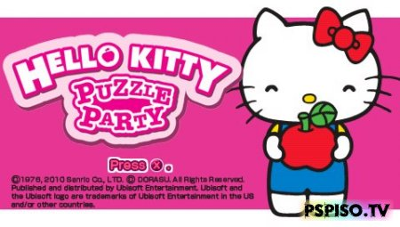 Hello Kitty Puzzle Party - (MULTI5)