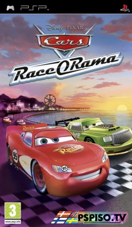 Cars Race-O-Rama [FULL]