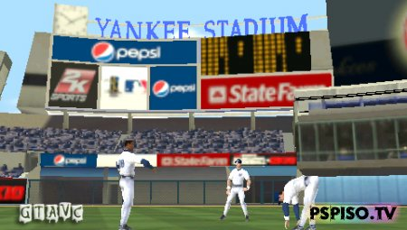 Major League Baseball 2K10 - USA - ���� ��� psp,  ����� ������,  ���������,  ���������.